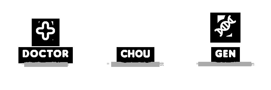 DOCTOR + CHOU + GEN